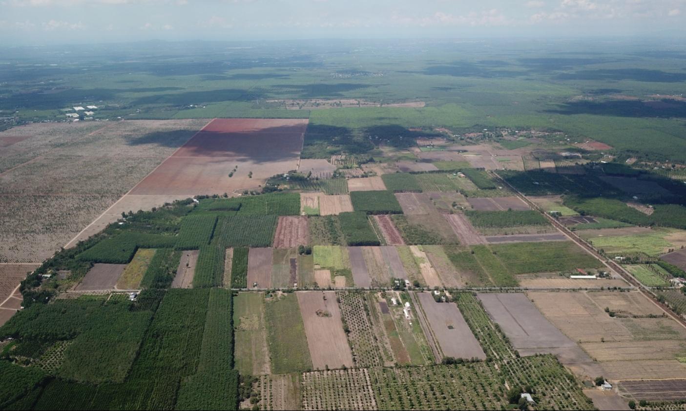Lô đất cực rộng 110ha phù hợp cho tái định cư, nông nghiệp công nghệ cao tại Bàu Lâm, Xuyên Mộc