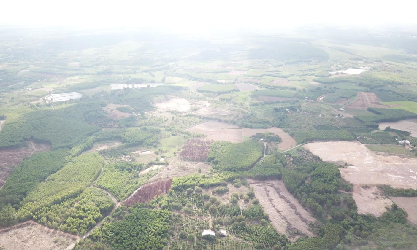 Lô đất 8.8ha đất ở Sối Rao,Châu Đức phù hợp với nhiều mục đích