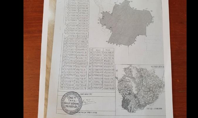 11ha đất Suối Rao, Châu Đức phù hợp với sinh thái nghỉ dưỡng, nông nghiệp sạch, nhà xưởng