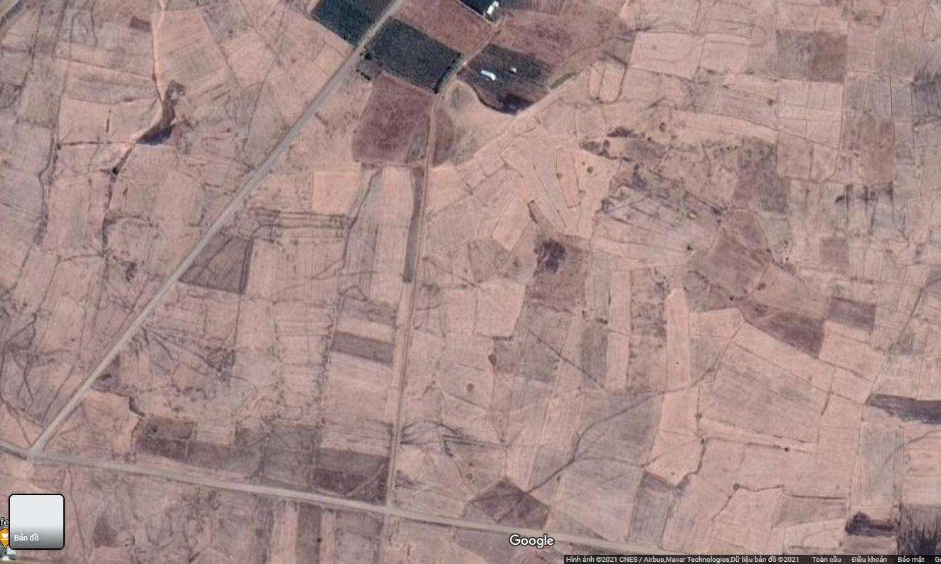 Cơ hội sở hữu ngay ô đất 18.000m2, bao sổ đỏ tại Bình Trung -  Châu Đức - Bà Rịa - Vũng Tàu