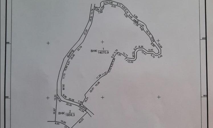 Lô đất 16.000m2 mặt tiền rộng tại xã Bình Trung - Châu Đức - Bà Rịa-Vũng Tàu